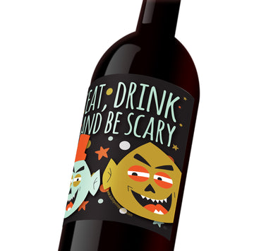 Eat, Drink, & Be Scary