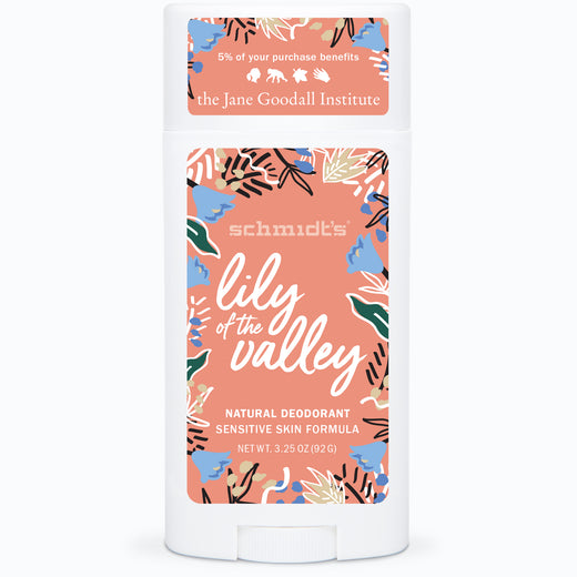 Lily of the Valley Sensitive Skin Deodorant Stick