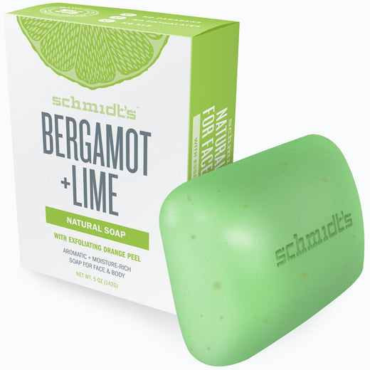 Bergamot + Lime Bar Soap
