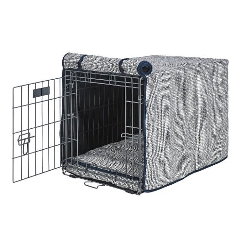 Bowsers Pet Products Chenille Luxury Dog Crate Cover — Lakeside