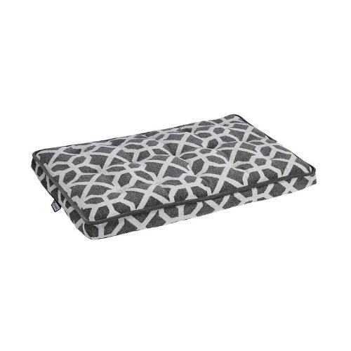 Bowsers Pet Chenille Luxury Dog Crate Mattress Pad Bed — Palazzo