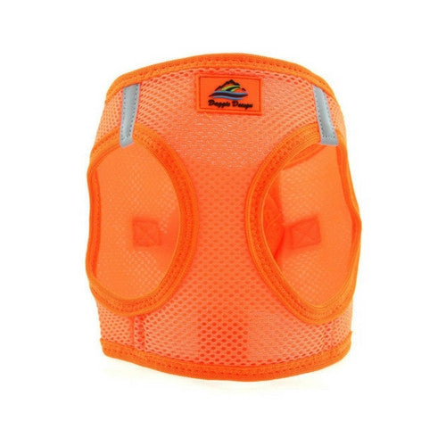 Doggie Design American River Choke Free Dog Harness — Hunter Orange