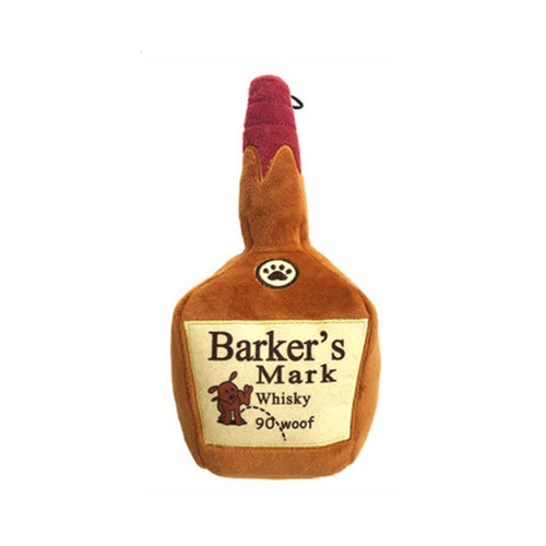 Lulubelles Power Plush Barkers Mark 90 Woof Whisky Dog Toy