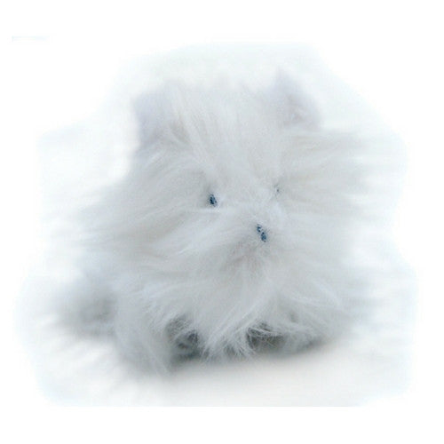 Oscar Newman Pipsqueak Puppy Small Breed Squeaky Dog Toy — Westie