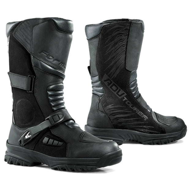 Forma ADV Tourer motorcycle boots, black