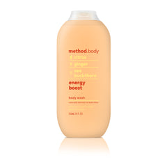 body wash 532ml - energy boost