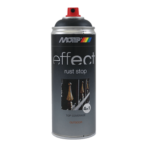 motip EFFECT RUST STOP 4 IN 1  BLACK