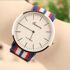 Simple Fashion Colorful Strap Watch - Oh Yours Fashion - 2