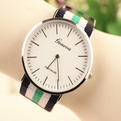 Simple Fashion Colorful Strap Watch - Oh Yours Fashion - 3