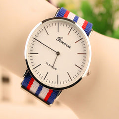 Simple Fashion Colorful Strap Watch - Oh Yours Fashion - 5