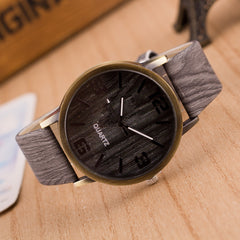 Creativity Wood Grain Watch - Oh Yours Fashion - 2