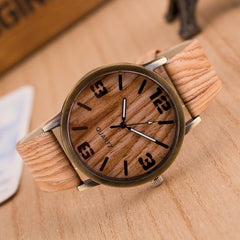 Creativity Wood Grain Watch - Oh Yours Fashion - 6
