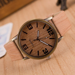 Creativity Wood Grain Watch - Oh Yours Fashion - 3