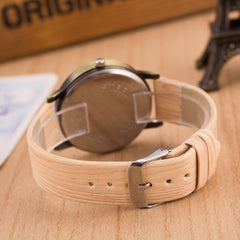 Creativity Wood Grain Watch - Oh Yours Fashion - 8