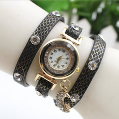 Hot Style Crystal Moon Female Watch - Oh Yours Fashion - 4