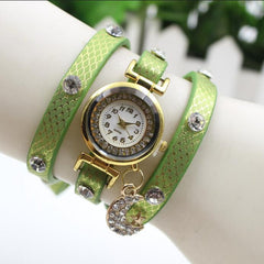Hot Style Crystal Moon Female Watch - Oh Yours Fashion - 3