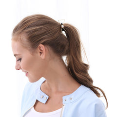 Sweet Pearl Bowknot Women's Hairpin - Oh Yours Fashion - 2