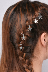 Unique African Stars Plait Leaves 5 Hairpin - Oh Yours Fashion - 4