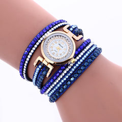 Korean Style Crystal Strap Watch - Oh Yours Fashion - 8