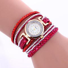 Korean Style Crystal Strap Watch - Oh Yours Fashion - 2