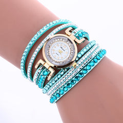 Korean Style Crystal Strap Watch - Oh Yours Fashion - 5