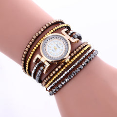 Korean Style Crystal Strap Watch - Oh Yours Fashion - 10