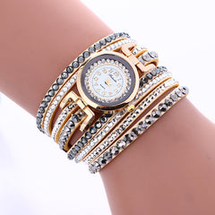 Korean Style Crystal Strap Watch - Oh Yours Fashion - 7
