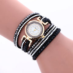 Korean Style Crystal Strap Watch - Oh Yours Fashion - 6