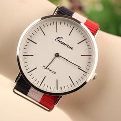 Simple Fashion Colorful Strap Watch - Oh Yours Fashion - 6