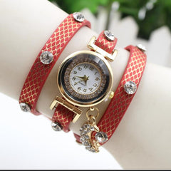 Hot Style Crystal Moon Female Watch - Oh Yours Fashion - 2