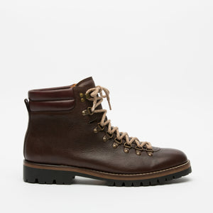 Viking Boot Brown Side