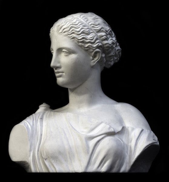 Diana Robing Bust - Item #408