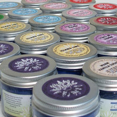 Rose Handmade Body Butter - made with whipped organic shea butter