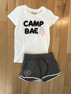 Bunk Bae Cotton Shorts