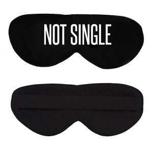 Not Single Cotton Lux Sleep Mask