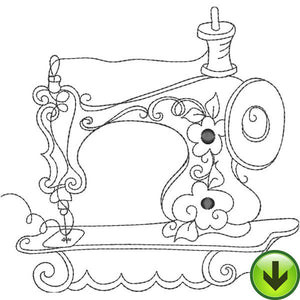 Fancy Machine 1 Embroidery Design | DOWNLOAD