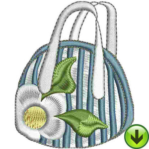 Bag Lookin' Good Embroidery Design | DOWNLOAD