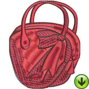 Fashion Bag Embroidery Design | DOWNLOAD