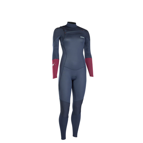 WOMENS ION TRINITY ELEMENT WETSUIT (2019) 5,4mm Frontzip DL
