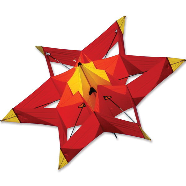 Super Nova Kite - Red Explosion
