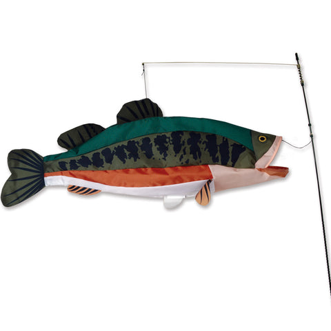 Swimming Fish - Bass