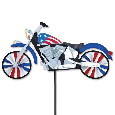 22 in. Motorcycle - Patriotic