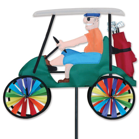 17 in. Golf Cart Spinner