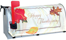 Mailbox Cover - Happy Thanksgiving