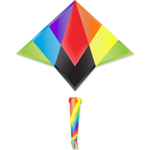 Nova Delta Kite 60 Rainbow (Bold Innovations)