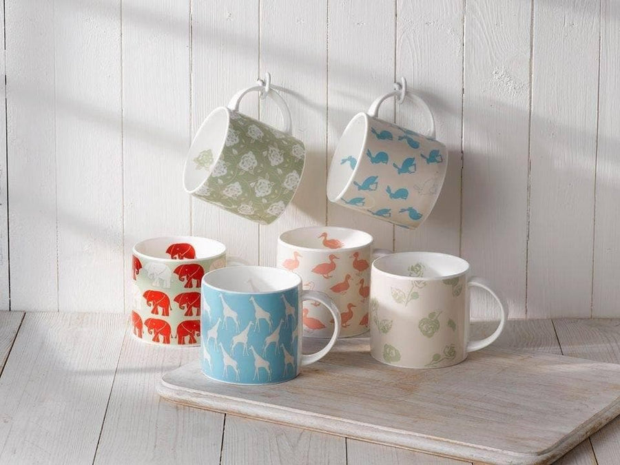 Nellie Bone China Mug