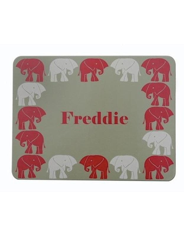 Personalised Nellie Place Mat