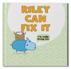 Fix It Personalized Storybook - Hard Cover - frecklebox