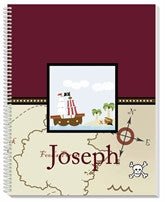 Treasure Island Notebook - frecklebox