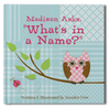 What's In A Name - frecklebox